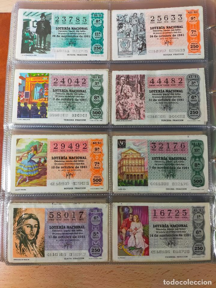 Lotería Nacional: Colección décimos de lotería España años 1967-1990 CAPICUAS Y NUMEROS BAJOS EXCELENTE! - Foto 100 - 265158944
