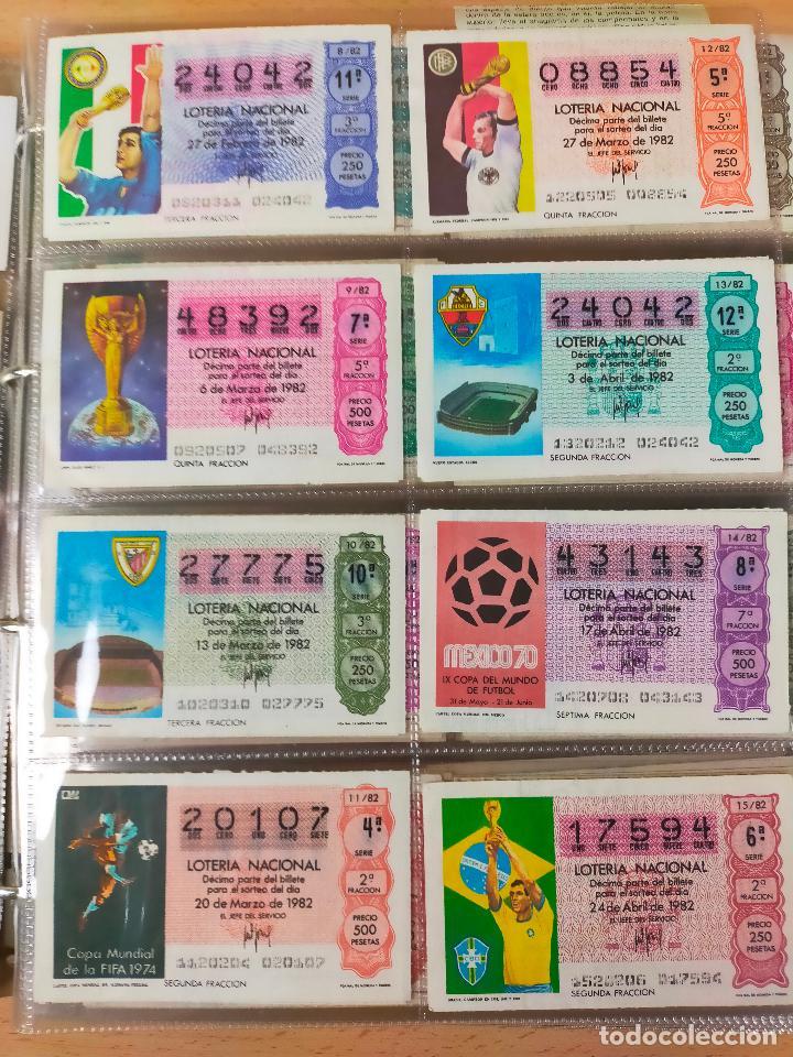 Lotería Nacional: Colección décimos de lotería España años 1967-1990 CAPICUAS Y NUMEROS BAJOS EXCELENTE! - Foto 103 - 265158944