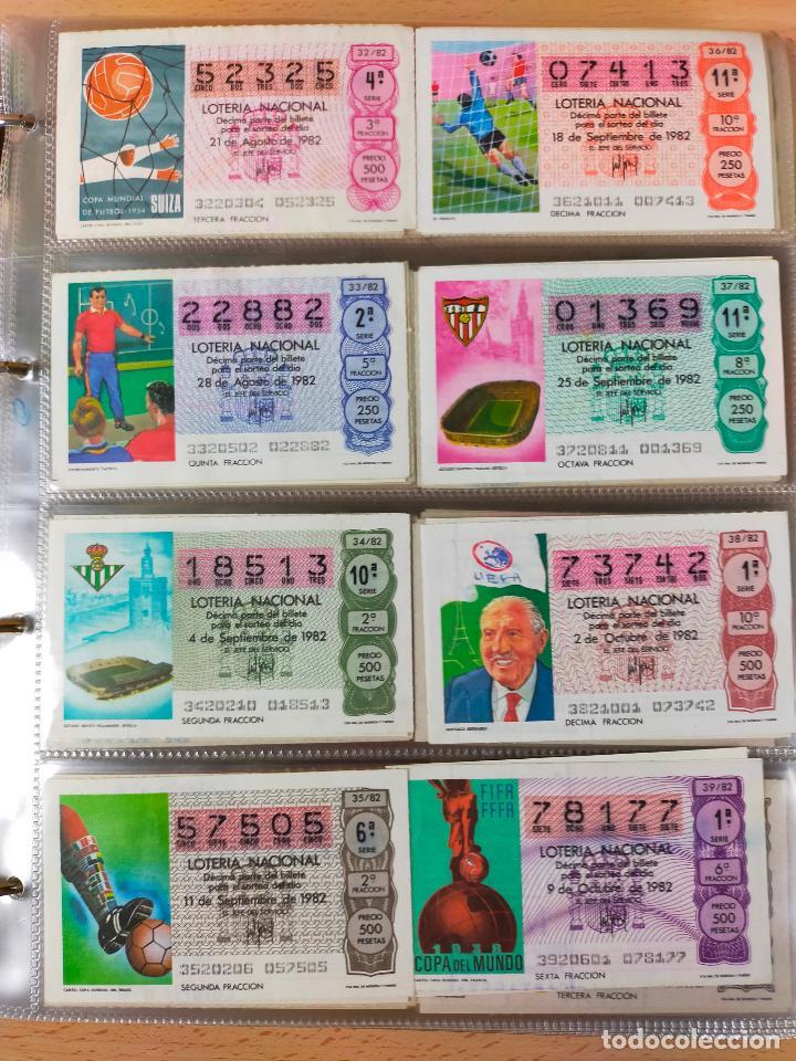 Lotería Nacional: Colección décimos de lotería España años 1967-1990 CAPICUAS Y NUMEROS BAJOS EXCELENTE! - Foto 106 - 265158944