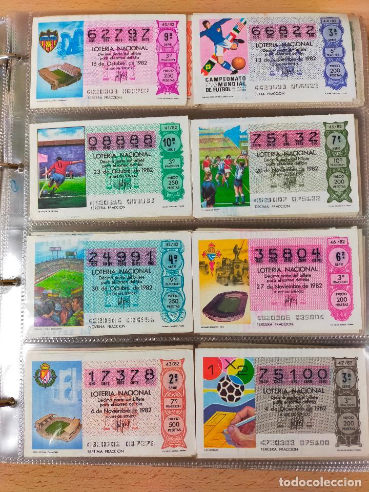Lotería Nacional: Colección décimos de lotería España años 1967-1990 CAPICUAS Y NUMEROS BAJOS EXCELENTE! - Foto 107 - 265158944