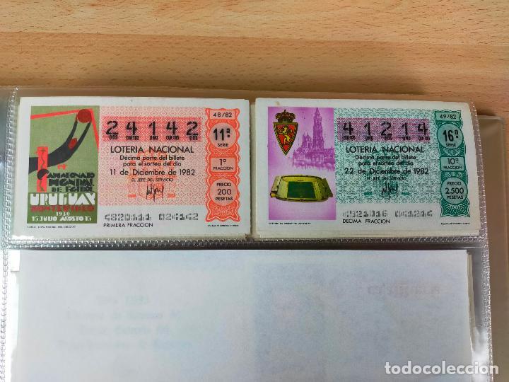 Lotería Nacional: Colección décimos de lotería España años 1967-1990 CAPICUAS Y NUMEROS BAJOS EXCELENTE! - Foto 108 - 265158944