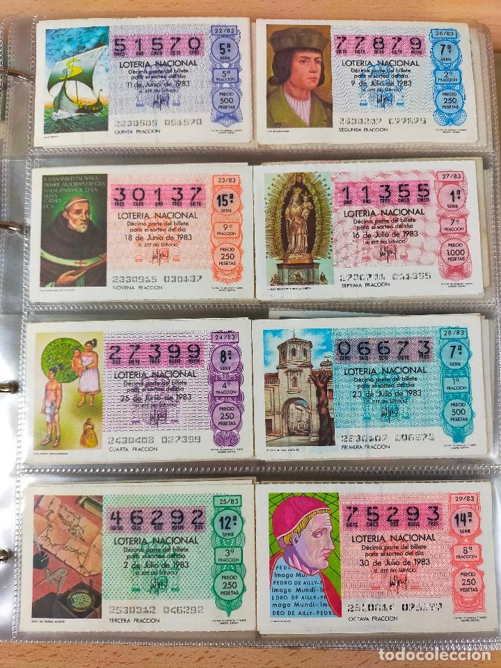 Lotería Nacional: Colección décimos de lotería España años 1967-1990 CAPICUAS Y NUMEROS BAJOS EXCELENTE! - Foto 111 - 265158944