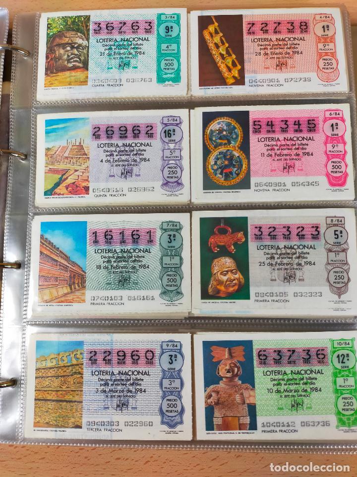 Lotería Nacional: Colección décimos de lotería España años 1967-1990 CAPICUAS Y NUMEROS BAJOS EXCELENTE! - Foto 116 - 265158944