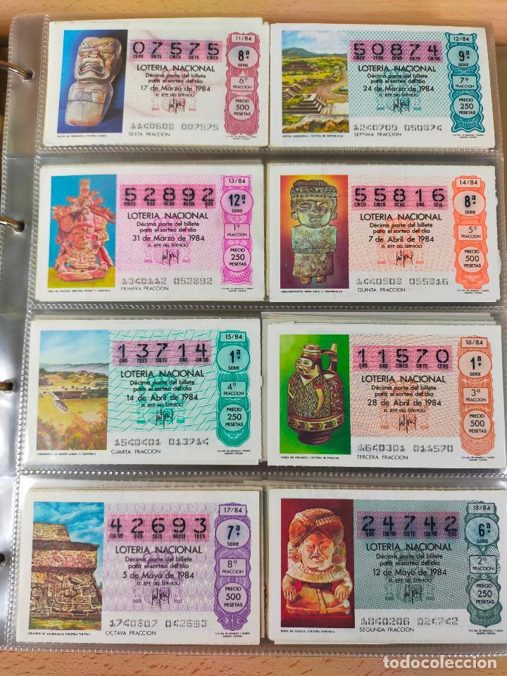 Lotería Nacional: Colección décimos de lotería España años 1967-1990 CAPICUAS Y NUMEROS BAJOS EXCELENTE! - Foto 117 - 265158944