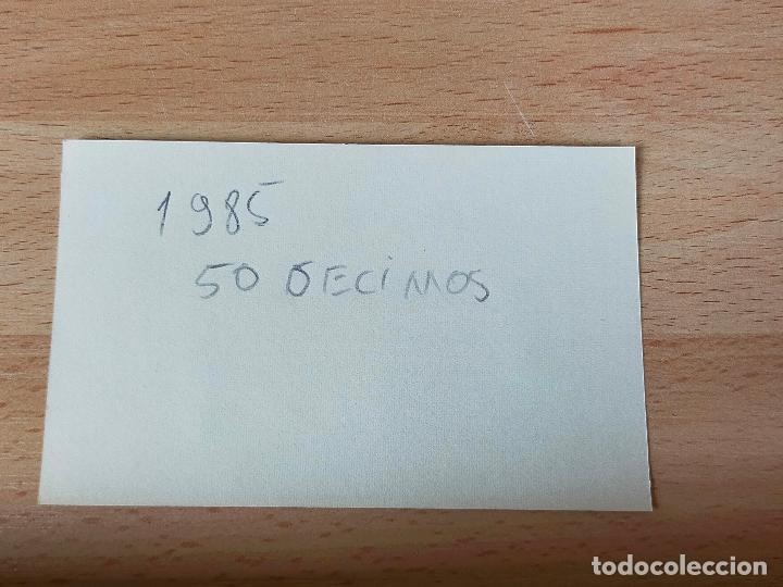 Lotería Nacional: Colección décimos de lotería España años 1967-1990 CAPICUAS Y NUMEROS BAJOS EXCELENTE! - Foto 121 - 265158944