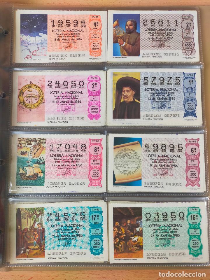 Lotería Nacional: Colección décimos de lotería España años 1967-1990 CAPICUAS Y NUMEROS BAJOS EXCELENTE! - Foto 131 - 265158944