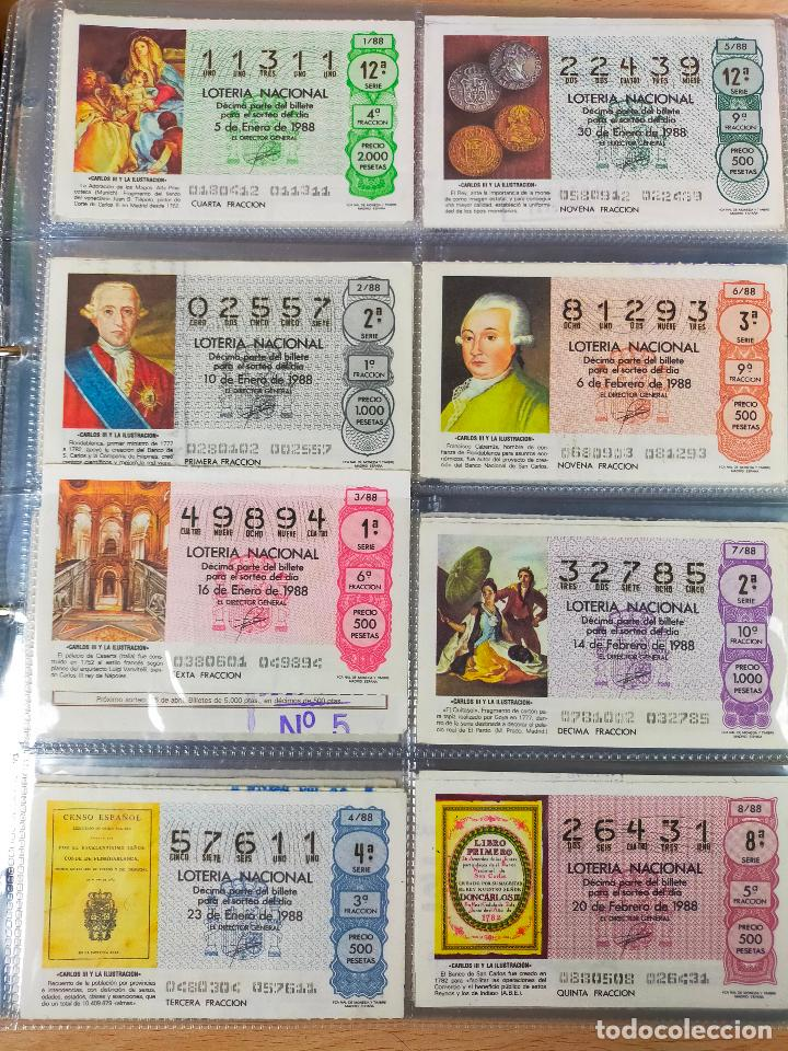 Lotería Nacional: Colección décimos de lotería España años 1967-1990 CAPICUAS Y NUMEROS BAJOS EXCELENTE! - Foto 145 - 265158944