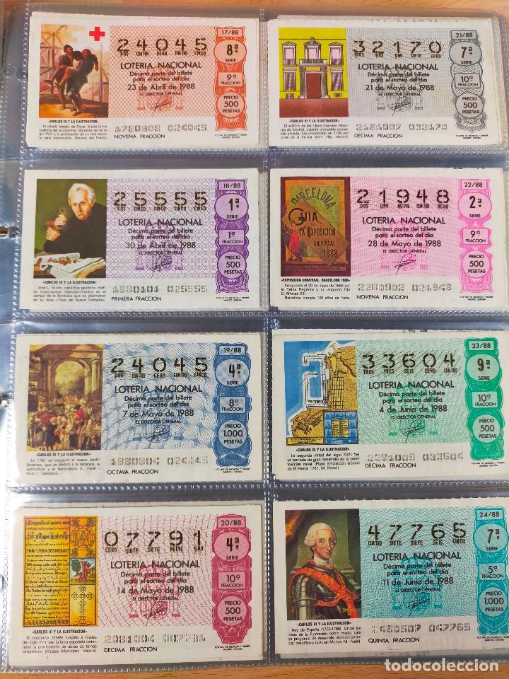 Lotería Nacional: Colección décimos de lotería España años 1967-1990 CAPICUAS Y NUMEROS BAJOS EXCELENTE! - Foto 147 - 265158944
