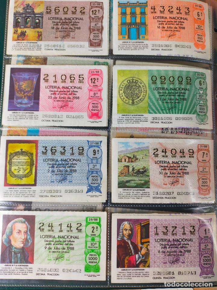 Lotería Nacional: Colección décimos de lotería España años 1967-1990 CAPICUAS Y NUMEROS BAJOS EXCELENTE! - Foto 148 - 265158944