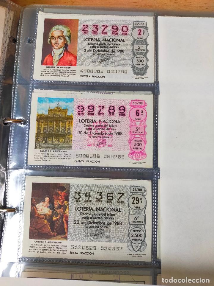 Lotería Nacional: Colección décimos de lotería España años 1967-1990 CAPICUAS Y NUMEROS BAJOS EXCELENTE! - Foto 151 - 265158944