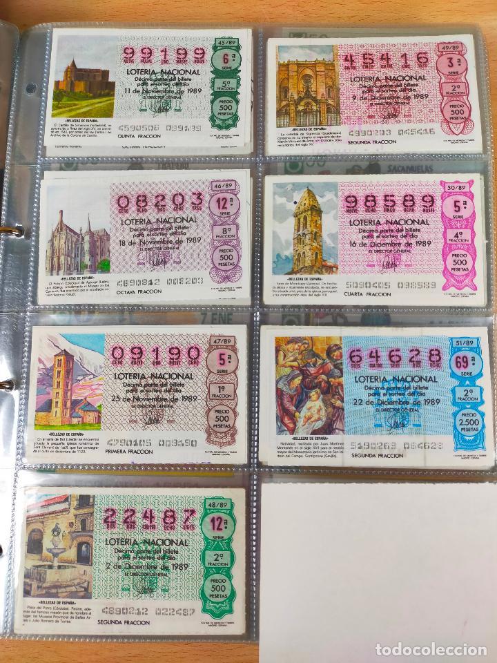 Lotería Nacional: Colección décimos de lotería España años 1967-1990 CAPICUAS Y NUMEROS BAJOS EXCELENTE! - Foto 156 - 265158944