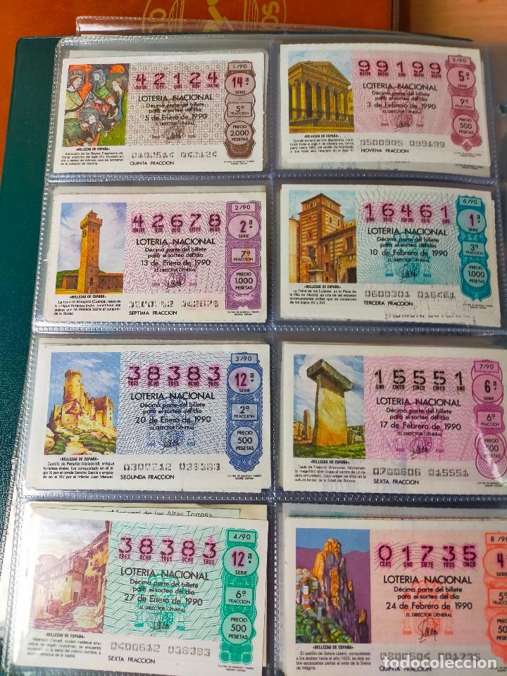 Lotería Nacional: Colección décimos de lotería España años 1967-1990 CAPICUAS Y NUMEROS BAJOS EXCELENTE! - Foto 157 - 265158944