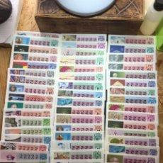Lotería Nacional: LOTE 100 DECIMOS LOTERIA 5 CIFRAS IGUALES 22222. Lote 269149288