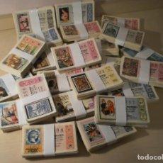Lotería Nacional: LOTE DE MAS DE 2200 BILLETES DE LOTERIA NACIONAL (AÑOS 1969 A 1986). Lote 276949523