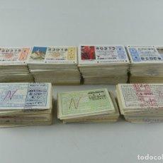 Loterie Nationale: LOTE COLECCIÓN DE DECIMOS DE LOTERÍA NACIONAL. Lote 285623138