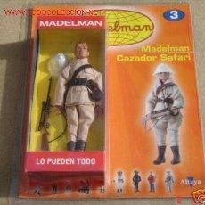 Madelman: MADELMAN CAZADOR SAFARI. Lote 36338396