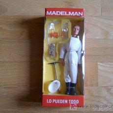 Madelman: MADELMAN ESPELEOLOGO (ALTAYA) NUEVO A ESTRENAR! . Lote 27041910