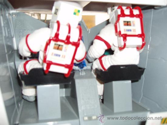 Madelman: Lanzadera Madelman, con dos astronautas - Foto 2 - 26437953