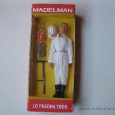 Madelman: MADELMAN - ESPELEÓLOGO - POPULAR DE JUGUETES - ALTAYA - NUEVO - SIN ESTRENAR.. Lote 22529736
