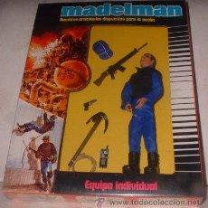Madelman - MADELMAN COMANDO, OPERACIONES ESPECIALES, ROPA AZUL CLARA, REF 1210, ORIGINAL, EN CAJA C-10. CC - 27717250
