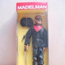 Madelman: MADELMAN ALTAYA ENMASCARADO EL ZORRO EN CAJA SIN ESTRENAR ALFREEDOM. Lote 39649129