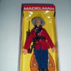 Madelman: MADELMAN ALTAYA POLICIA MONTADA DEL CANADA EN CAJA. Lote 143832173