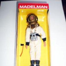 Madelman: MADELMAN ALTAYA BUZO DIVER SERIE AVENTURA EN CAJA. Lote 144123100