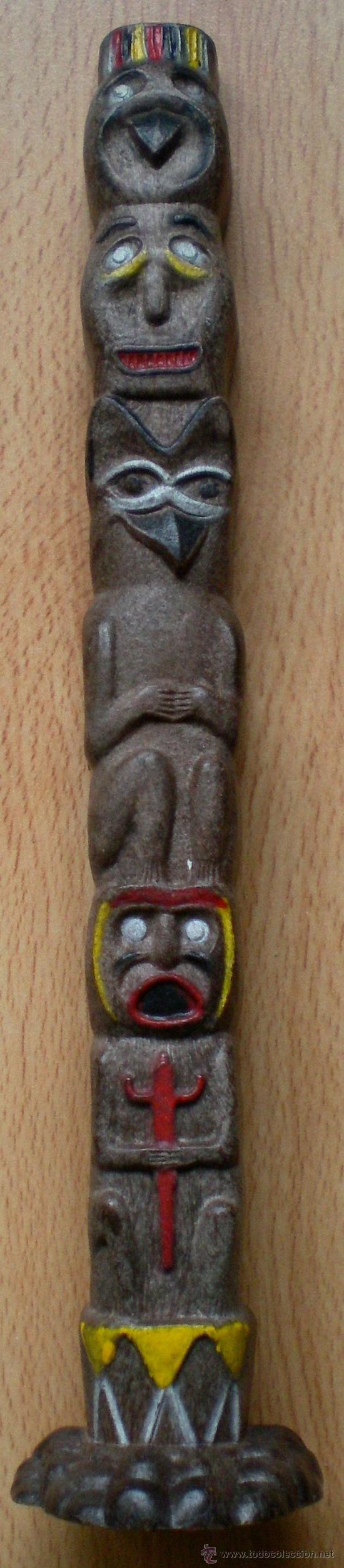 Madelman: Totem indio de Madelman - Foto 2 - 31354238