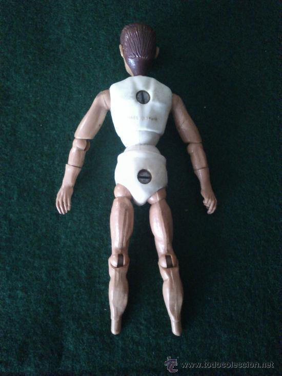 Madelman: Madelman original de 1º generacion, muñeco desnudo con ojos marrones - Foto 2 - 32516350