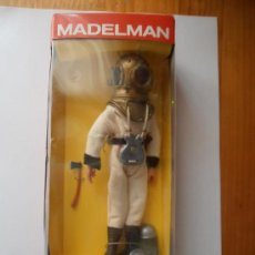 Madelman: MADELMAN ALTAYA BUZO. Lote 33437125