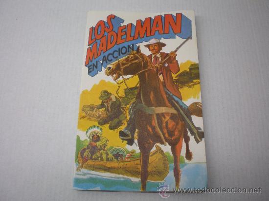 Madelman: CATALOGO MADELMAN 2ªGENERACION DESPLEGABLE NUEVO AÑO 1977 - Foto 2 - 34383027