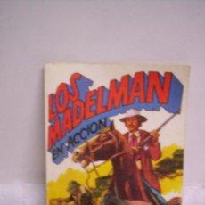 Madelman: ANTIGUO CATALOGO MADELMAN. Lote 36230898