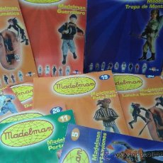 Madelman: MADELMAN 4 FASCICULOS ALTAYA. Lote 134350746
