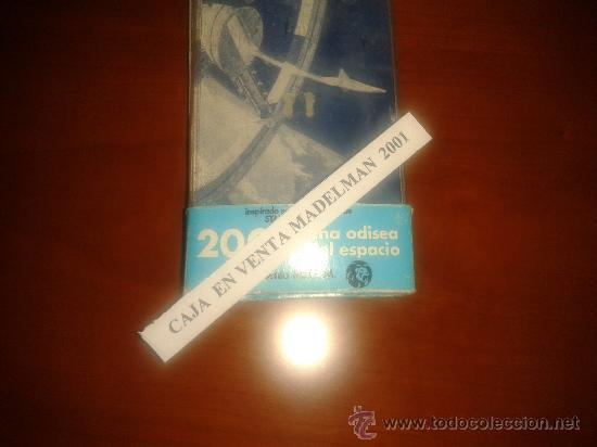 Madelman: CAJA AZUL MADELMAN 2001 ORIGINAL - Foto 2 - 37430988
