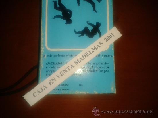 Madelman: CAJA AZUL MADELMAN 2001 ORIGINAL - Foto 4 - 37430988