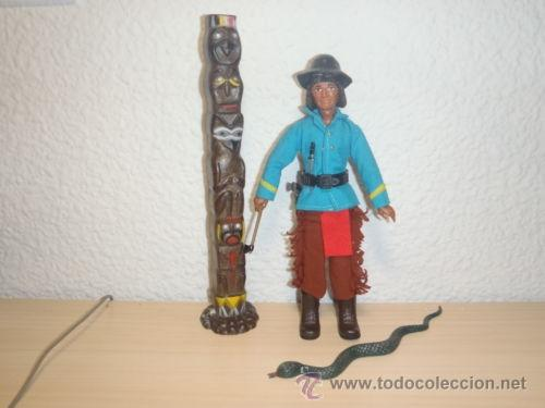 Madelman: ¡LOS ORIGINALES! MADELMAN 3ª SERIE MUY DIFICIL Explorador indio del 7º de Caballería - Foto 2 - 40380086