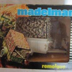 Madelman: ACCESORIO MADELMAN REMOLQUE SAFARI, REF 714, EN CAJA. ( GA-13 ) CC. Lote 41086798