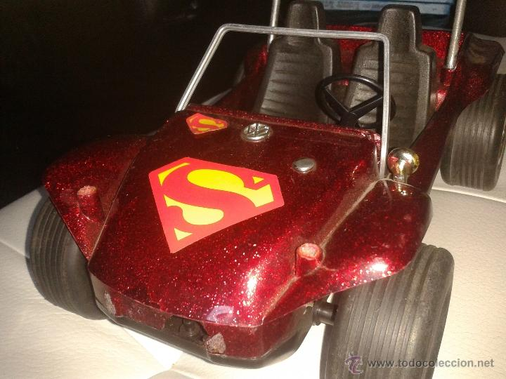 Madelman: MADELMAN VW BUGGY SUPERMAN - Foto 3 - 41061661