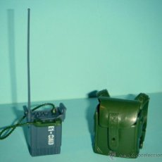Madelman: LTDI. REF. 4PDJ276. MATERIAL MADELMAN PDJ. MOCHILA Y RADIO TRANSMISIONES. Lote 254697210