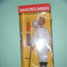 Madelman - LTDI. REF. 3A12. MADELMAN ALTAYA EN CAJA A ESTRENAR. ESPELEOLOGO - 60567475