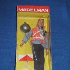 Madelman: MADELMAN MARINERO PORTAVIONES DE ALTAYA - POPULAR DE JUGUETES. Lote 54658005