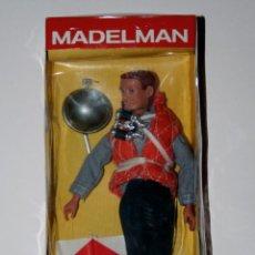 Madelman: MADELMAN MARINERO DE PORTEAVIONES ALTAYA - NUEVO A ESTRENAR. Lote 46110993