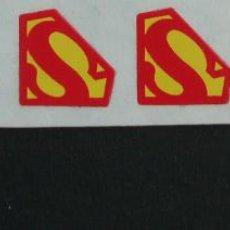 Madelman: MADELMAN - ACCESORIOS ORIGINALES - 1 PEGATINA SUPERMAN (TELA). Lote 146438618