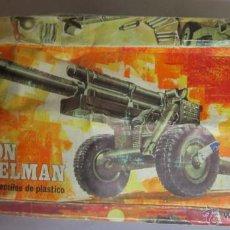 Madelman: MADELMAN CAÑON, ORIGINAL, EN CAJA. CC. Lote 57144796