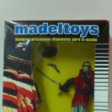 Madelman: PIRATA DICK EL TUERTO . MADELTOYS. Lote 51648629