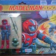 Madelman: MADELMAN 2050 EXIN FIGURA SERPION EN BLISTER. Lote 53473050