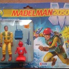 Madelman: MADELMAN 2050 EXIN FIGURA ZAN EN BLISTER. Lote 53473104