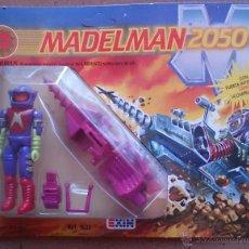 Madelman: MADELMAN 2050 EXIN FIGURA SAURIUS EN BLISTER. Lote 53473281