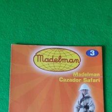 Madelman: MADELMAN ALTAYA FASCICULO 3 CAZADOR SAFARI. Lote 55333062
