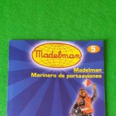 Madelman: MADELMAN ALTAYA FASCICULO 5 MARINERO PORTAAVIONES. Lote 55333141